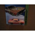 Hot Wheels 2014 Ford Falcon XB Orange