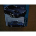 Hot Wheels 2014 Porsche Panamera Blue