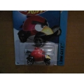 Hot Wheels 2014 Red Bird