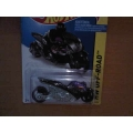 Hot Wheels 2014 Street Noz Error No Steer