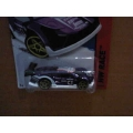 Hot Wheels 2014 Super Blitzen Purple