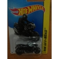 Hot wheels 2014 bmw k 1300 r black