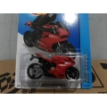 hot wheels 2014 ducati panigale red