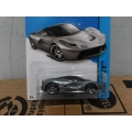 hot wheels 2014 la ferrari silver
