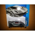hot wheels 2014 lamborghini sesto elemento grey