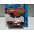 hot wheels 2014 scoopa di fuego red