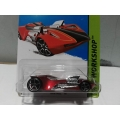 hot wheels 2014 twin mill red